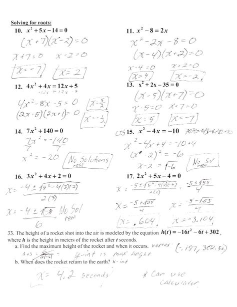 Math Worksheets For College by College Prep Math Worksheets Geersc