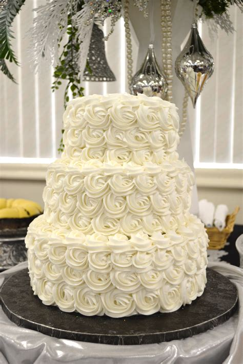 Hochzeitstorte Altrosa by Three Tiered Square Cake Ideas And Designs