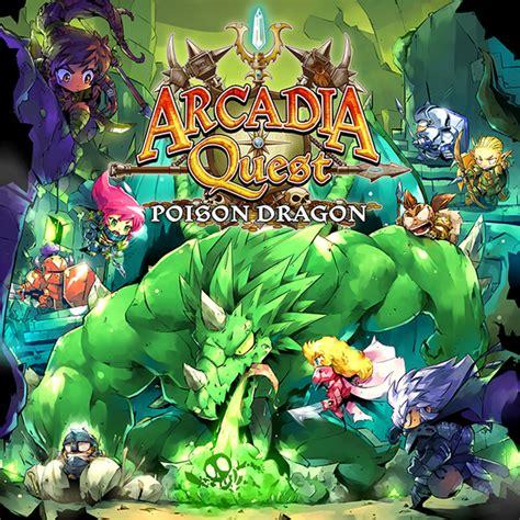 Masmorra Arcadia Quest Luke The Lucky Ks Exclusive 2017 12 11 vendo blood rage ks aq inferno y masmorra ks