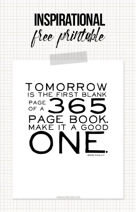 365 quotes page a day notepad and 2016 calendar tomorrow 365 page book live laugh rowe
