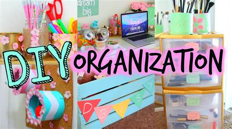 diy organization room decor get organized for doovi