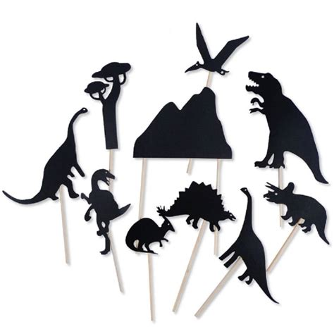 How To Make Paper Shadow Puppets - make your own shadows puppet show by crafts4kids