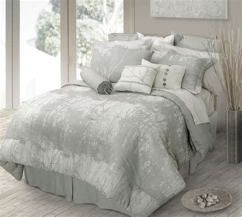 landscape contemporary bedding set by lawrence home