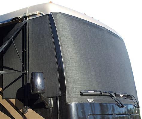 rv window covers rv class a sunguard motorhome windshield covers ebay