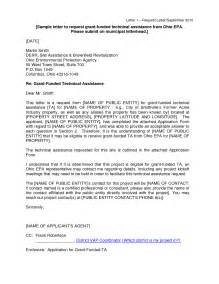 Cover Letter For Grant by Doc 728933 Cover Letter For Funding Template Bizdoska