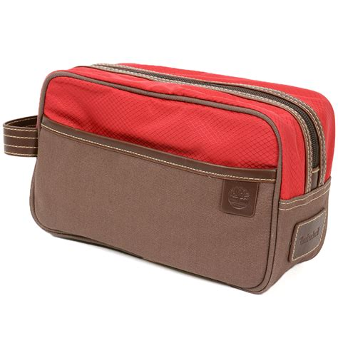 Toiletry Bag Dopp Timberland Toiletry Bag Dopp Kit Clutch Handle Canvas