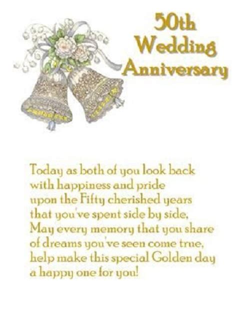50th wedding anniversary quotes for and 50th anniversary quotes 50th wedding anniversary wishes images