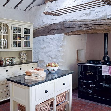 welcoming country kitchen housetohome co uk white farmhouse kitchen traditional kitchen