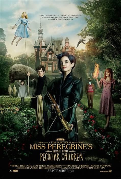 fantasy film buy mr ripleys enchanted books miss peregrine s home for