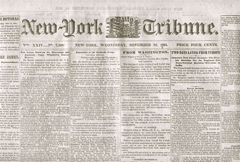 19th century u s newspapers notes on 19th century newspapers gazette665