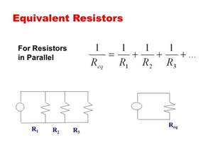 equivalent resistance of resistors connected in parallel five 60 ohm resistors are connected in parallel what is their equivalent resistance 28 images