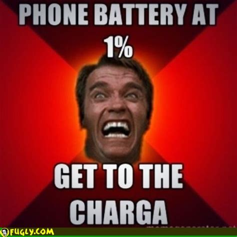 Funny Phone Memes - get to the charga