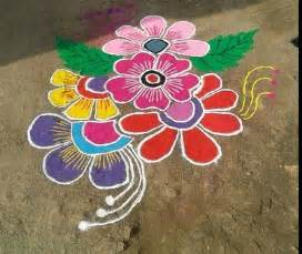 Rangoli designs easy and simple rangoli rangoli designs