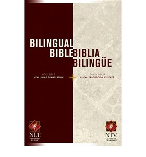 bilingual bible pr nlt ntv parallel bible bilingual bible pr nlt ntv tyndale 9781414334189