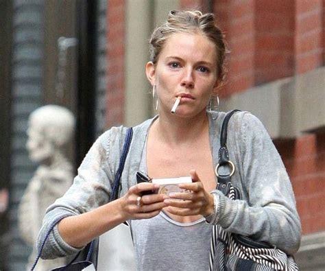 uk female celebrities smoking sienna miller smoking celebrities pinterest sienna