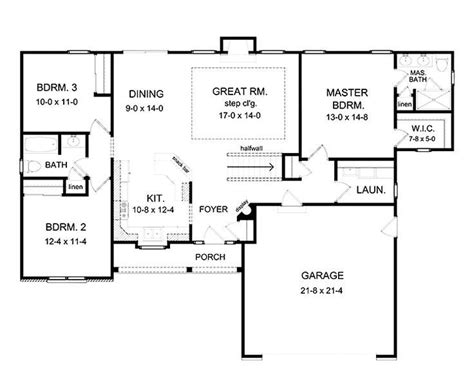 floor plan interest simple open floor plan homes unique best 25 simple floor