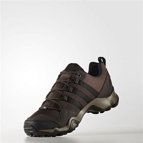 trekking shoes adidas terrex ax2r mens black outdoors walking trekking