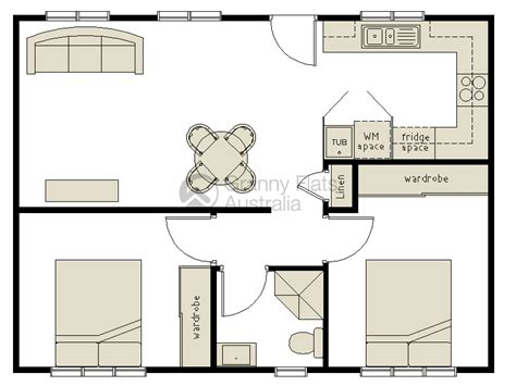 floor plans for granny flats 2 bedroom granny flat archives granny flats australia granny flat pinterest granny flat