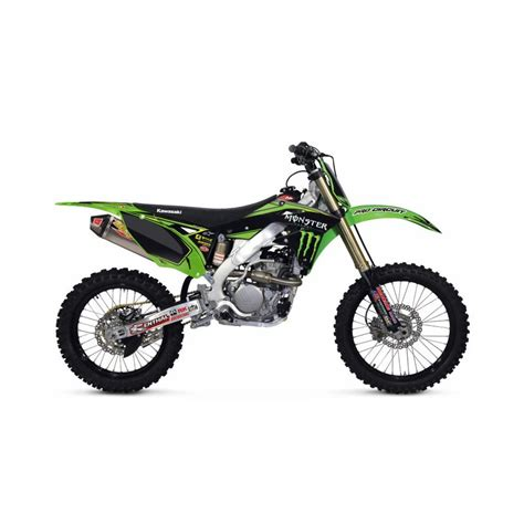 Monster Aufkleber Kawasaki by Pro Circuit N Style Monster Dekor Kawasaki Im Motocross