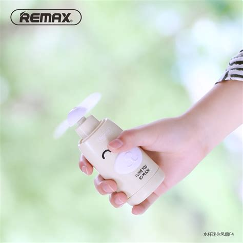 Remax Mini Usb Fan F4 remax rechargeable usb mini fan f4 yellow jakartanotebook