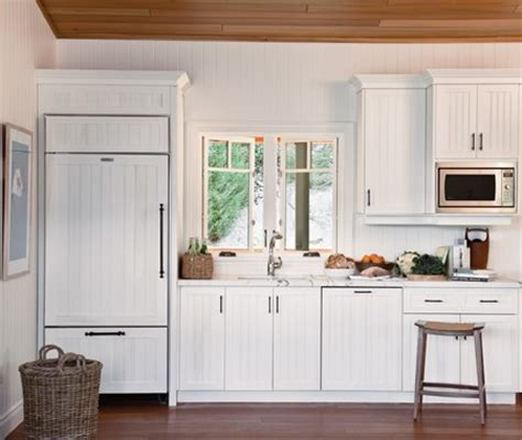 white beadboard kitchen cabinets white beadboard cottage kitchen free house interior