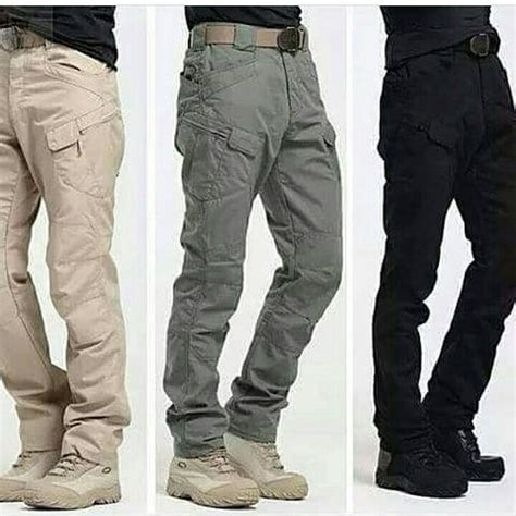 jual celana tactical grey abu pdl cargo army indobdg