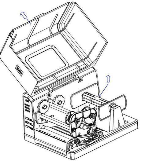 Printer Barcode Postek Q8 jual paket perangkat kasir panduan printer barcode postek q8 jual paket perangkat kasir
