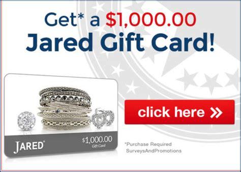Jared Gift Card - get jared jewelers gift card