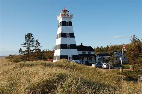West Point Light by West Point Lighthouse P E I Picture Of West Point