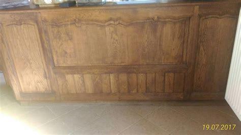 ancien meuble comptoir de r 233 ception h 244 tel puces priv 233 es