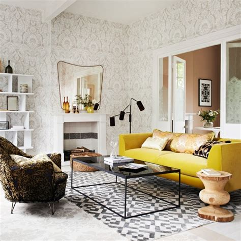 Yellow And Grey Living Room Ideas by Yellow And Grey Living Room