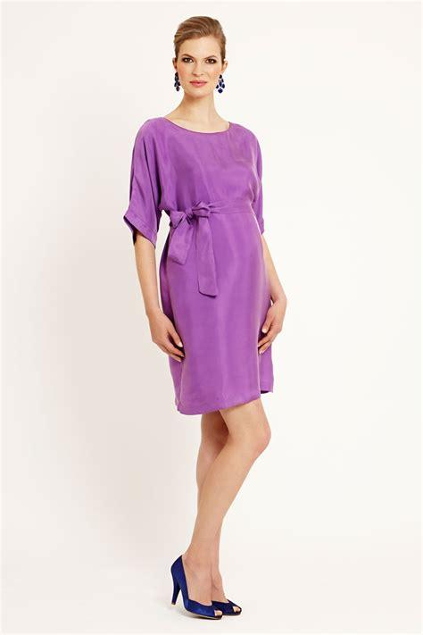 Shanghai Dress shanghai maternity dress with 3 4 sleeve and boat neckline
