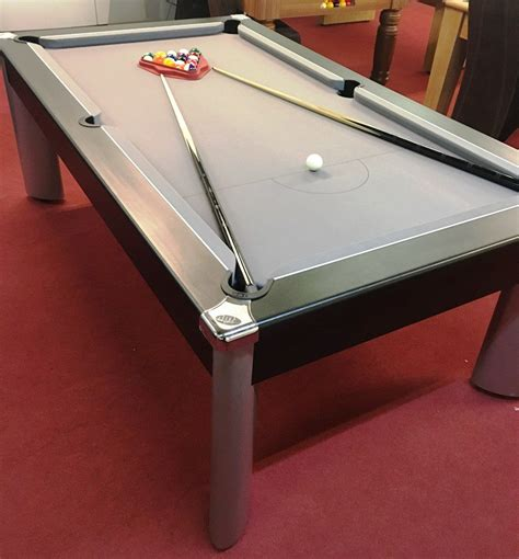 fusion modern design pool dining table pool tables