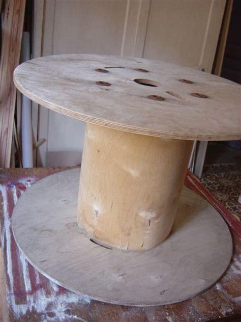table basse bobine decoblog
