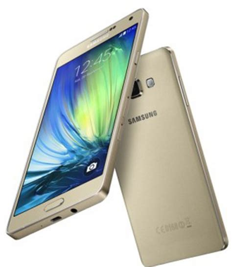 Harga Samsung A5 Sm A500f samsung galaxy a5 sm a500f a500f1 lte new unlocked gold