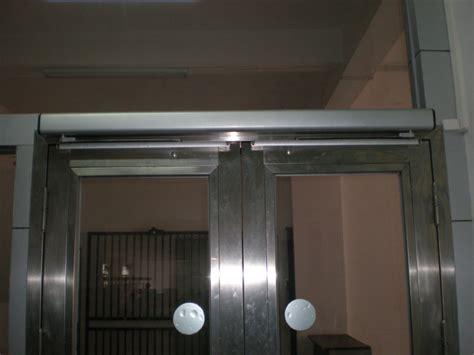 swing door motor nordson swing door motor for hospital double leaf door