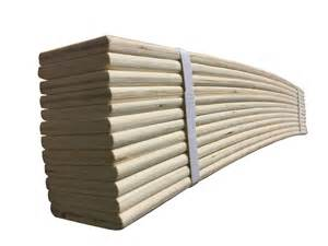 Boards For Bed Slats Bed Slats Brand New Replacement Sprung All Sizes Bunkie Boards Ebay