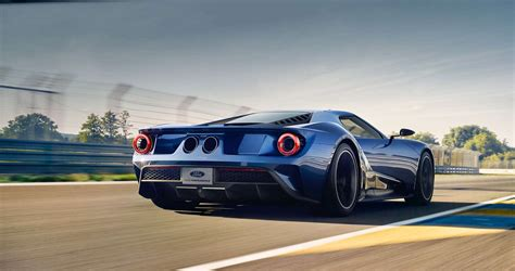 Ford GT Supercar   Ford Sportscars   Ford.ca