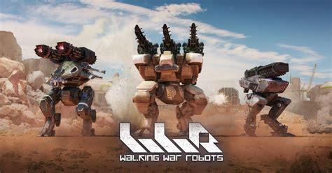 mod game walking war robots walking war robots v1 8 0 mod apkroids com