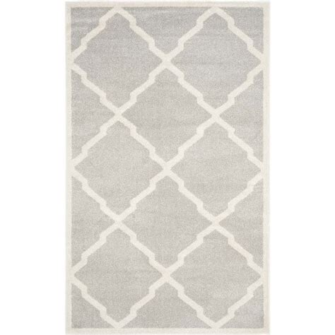 10 x 14 outdoor rug safavieh amherst light grey indoor outdoor rug 10 x 14 amt421b 10