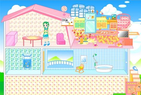 barbie doll house decoration games dollhouse decoration games free online billingsblessingbags org