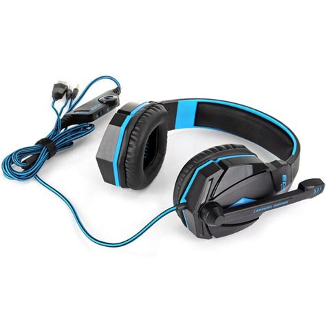 Headset Gaming Usb each g4000 gaming headset usb 3 5mm surround stereo headphone led w mic ebay