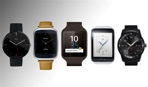 best smartwatches top five smartwatches to look for in 2016