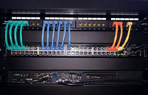 Punch Home Design Software Forum finished wiring my home server rack pics anandtech forums