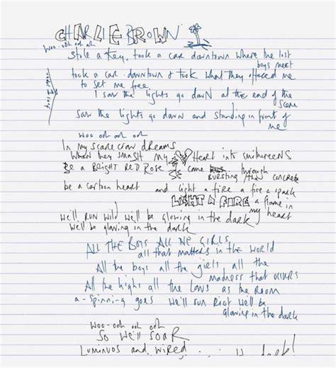 coldplay charlie brown lyrics charlie brown coldplay lyrics www pixshark com images