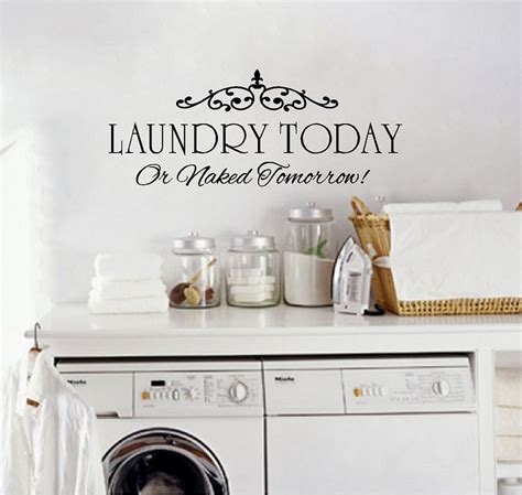 Laundry Room Sayings by Laundry Room Quotes For Walls Quotesgram
