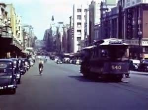 E Garage Sales Melbourne by Lost Footage Of 1940s Melbourne That Was Discovered