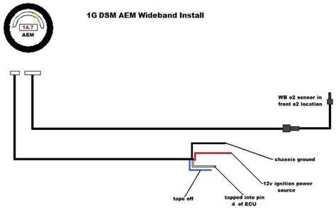 wideband o2 sensor wiring diagram wideband free engine