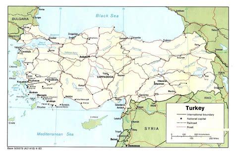 map turkey turkey maps printable maps of turkey for