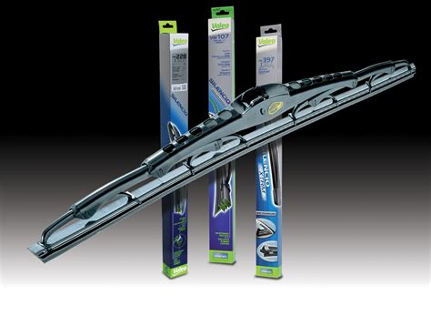 All New Wiper Mobil Valeo Flat Blade Quality 18 22 Valeo Offers Single Blade Opportunity Serfac